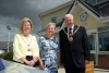 Mayor and Mayoress visit Hospice Isle of Man