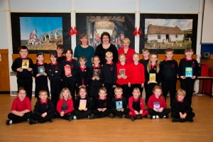 Another chapter in success of Anagh Coar primary school