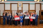 Mayoress's 2018-19 charity appeal raises £23,000