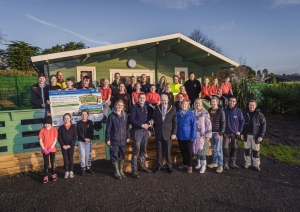 Council hands over new adventure playground site to playwork charity