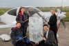 Ice sculpture in Douglas town centre will be 'plane' to see on December 1