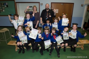 St Mary's School books place in 2017 Summer Reading Challenge records