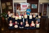 Scoill yn Jubilee rewarded for highest number of children completing Summer Reading Challenge