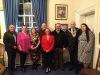 Twinning Association representatives welcomed to Town Hall