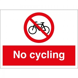 Cycling in Strand Street, Castle Street and Duke Street contravenes Douglas General Byelaws, Council reminds cyclists