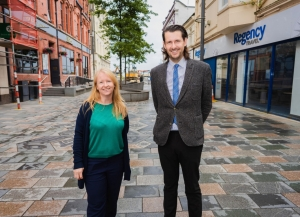 Markets return to Douglas town centre
