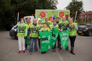 Council cleans up in Big Tidy Up campaign