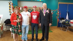 Mayor guest speaker at Polish Heritage Day event