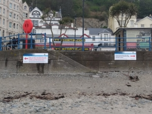 Douglas Beach Dog Walking Restrictions to be reinstated from Monday 22nd June