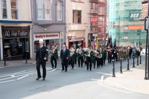 Douglas Civic Sunday service and parade to be held on June 9