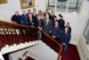 Douglas lifeboat crew members welcomed to town hall