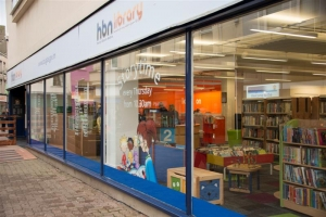 National campaign sees the Henry Bloom Noble Library 'Try 1 Thing' online