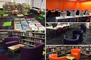 Relocation marks new chapter for Henry Bloom Noble Library